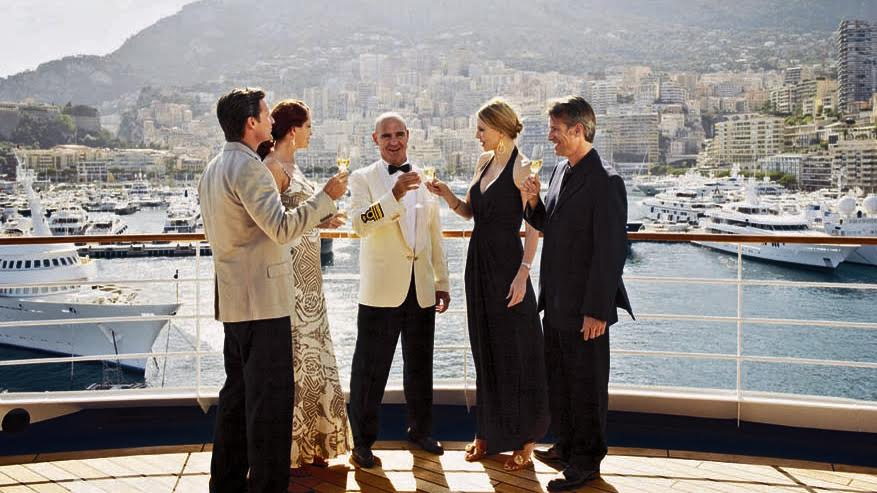 2179086f509 Decoding the Newest Dress Codes as Cruise Lines Go Ever More Casual ...