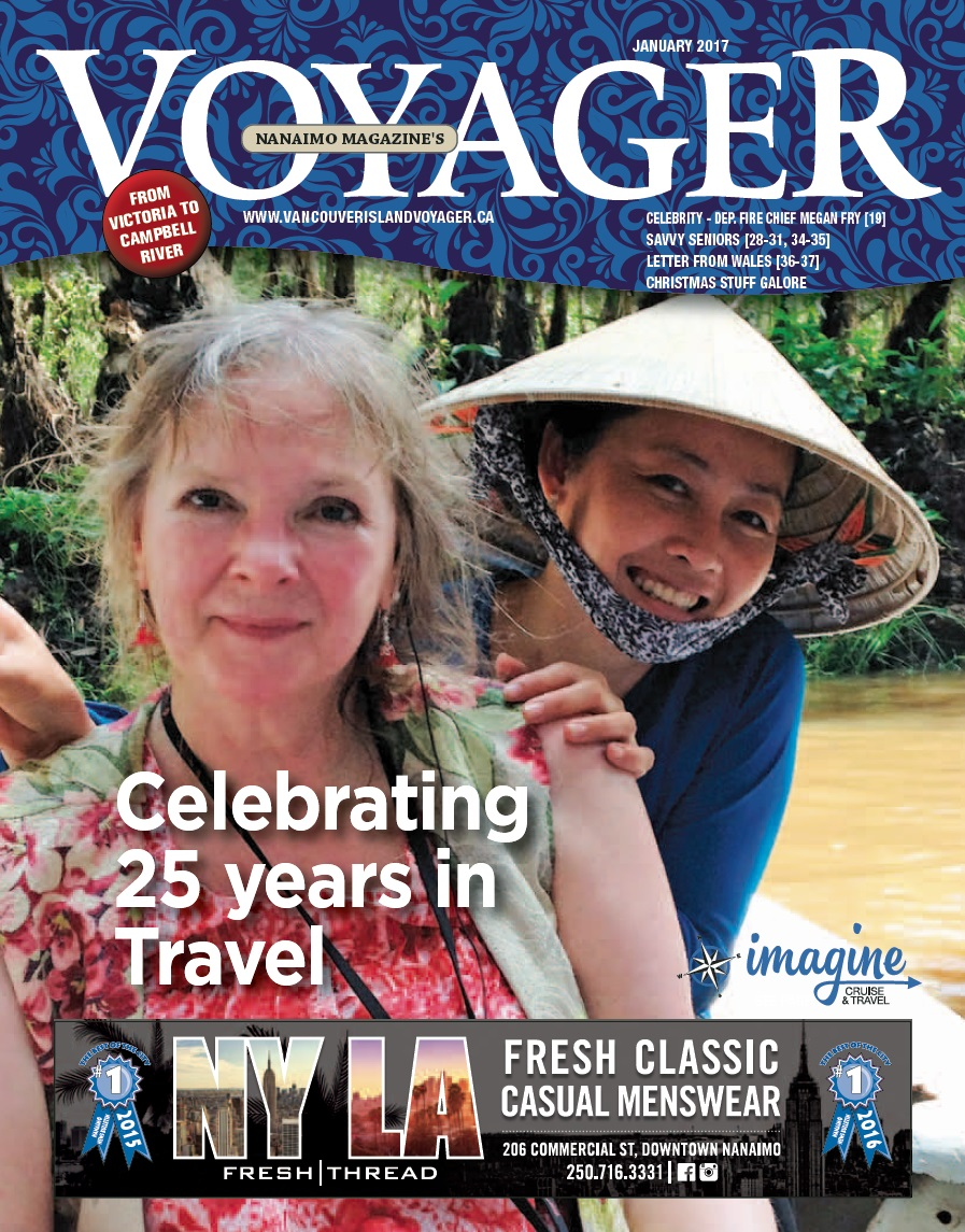 Imagine Cruise & Travel in this month's issue of Voyager Magazine